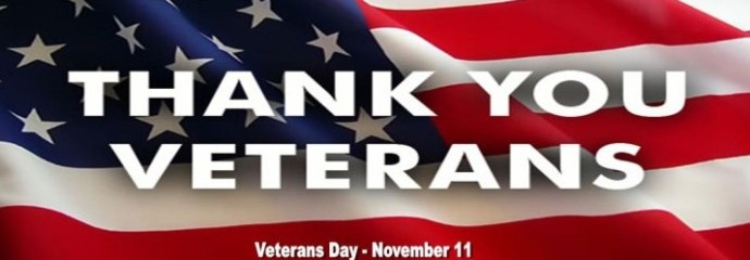 Veterans Eat Free on Veterans Day